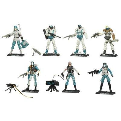 Extreme Conditions Action Figure Pack Set 1: Cobra Arctic Assault Squad