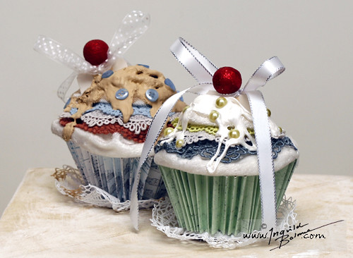 cha cupcakes