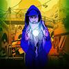 King Pin Album Cover (TURKESA (old profile)) Tags: city light london car train ball hands album label cover hiphop hip hop rap speakers kingpin initiative turkesa rabodiga