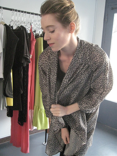 dawn leopard coat