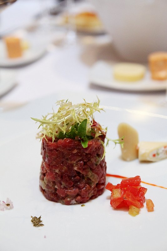Black Angus Steak Tartare