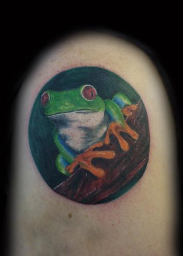 common carp tattoos. Realistic Common Carp Tattoo