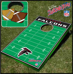 Atlanta Falcons bean Bag Toss Game