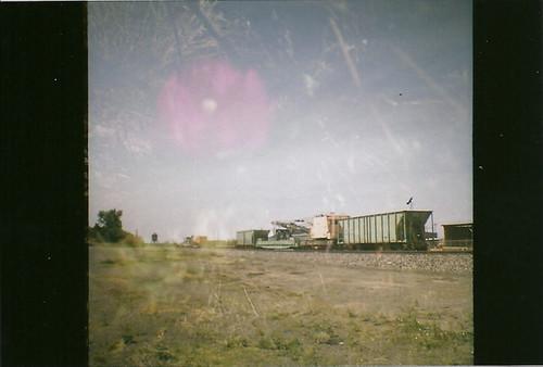floral trainyard