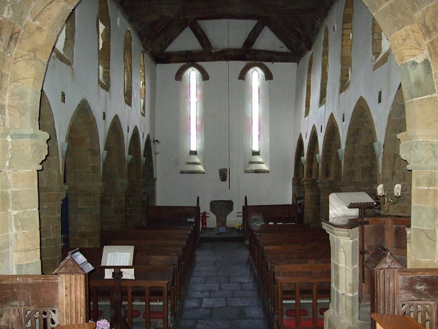 St Mary's Nave West