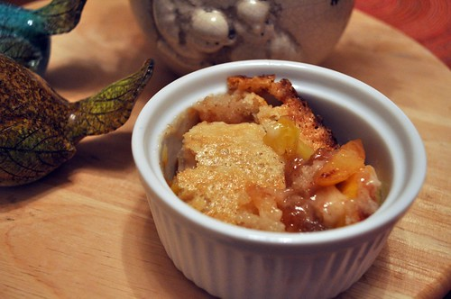 Hill Country Peach Cobbler
