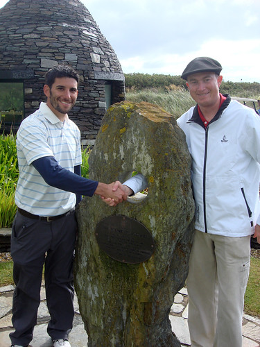 Stone of Accord at Old Head