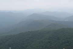 Why it's called the Blue Ridge