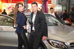 13-Citycar Sur presenta los nuevos Mercedes-Benz Clase C y GLA con la espectacular actuación de Nancys Rubias
