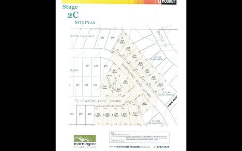 Lot 242 TALLOWWOOD DRIVE, Gunnedah NSW 2380