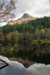 The Pap of Glencoe. (Craig Graham Captures) Tags: glencoe visitscotland mountans papofglencoe reflections glencoelochan scotland