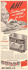 E-Z- Serve Liver Loaf, John Morrell & Co. .