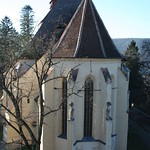 Sighisoara:  The Church on the Hill