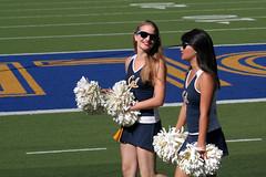 IMG_4535 (Monica's Dad) Tags: california college berkeley spirit cal cheer cheerleader cheerleading ucberkeley sorak pac10 goldenbears animadora 치어리더 المشجع チアリーダー californiadanceteam 啦啦队长 מעודדת जयजयकार เชียร์ลีดเดอร์