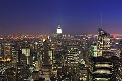New York by night (Fotis Korkokios) Tags: city nyc newyorkcity sunset sky urban usa newyork night america buildings lights twilight dusk manhattan horizon unitedstatesofamerica panoramic citylights metropolis empirestatebuilding bigapple urbanphotography urbanenvironment biglight canon450d fostis cityoverview canoneosdigitalrebelxsi fotiskorkokios