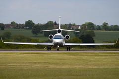 CS-DSB - 43 - Netjets Europe - Dassault Falcon 7X - Luton - 090522 - Steven Gray - IMG_3033