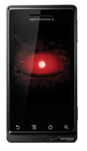 Droid Verizon phone