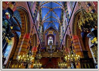 I Got The Basilica Blues in Kraków
