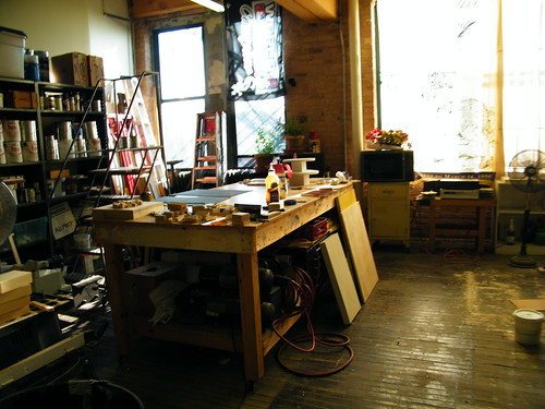 Studio Chicago is a yar-long event, one of several new initiatives to help market arts events