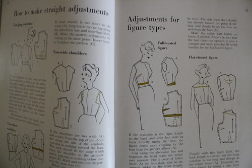 how to make adjustments.