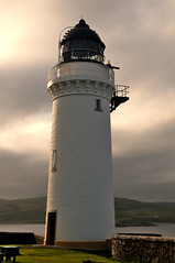 Davaar lighthouse (near Campbeltown), Kintyre, Scotland (iancowe) Tags: lighthouse scotland clyde scottish stevenson mull firth kintyre campbeltown davaar