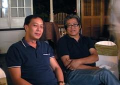 Mike Allapitan and Edil Paras (wbelmonte) Tags: night teaser kfi