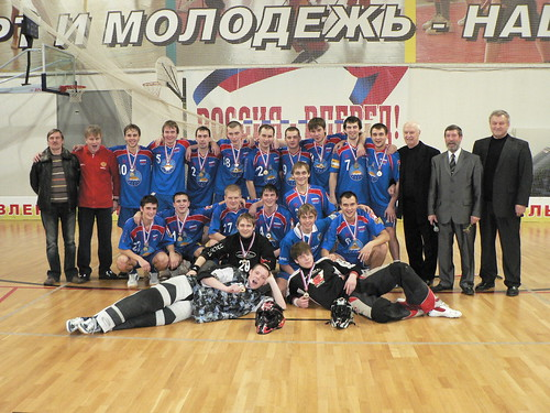 Фрязинский Олимп   Чемпион России!