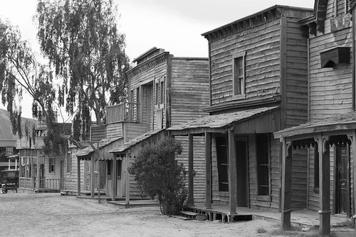 OLD COWBOY TOWN by ERICINWALES, on Flickr