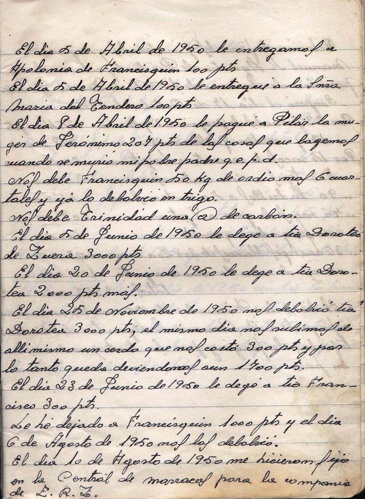 Cuaderno apuntes_1950_1