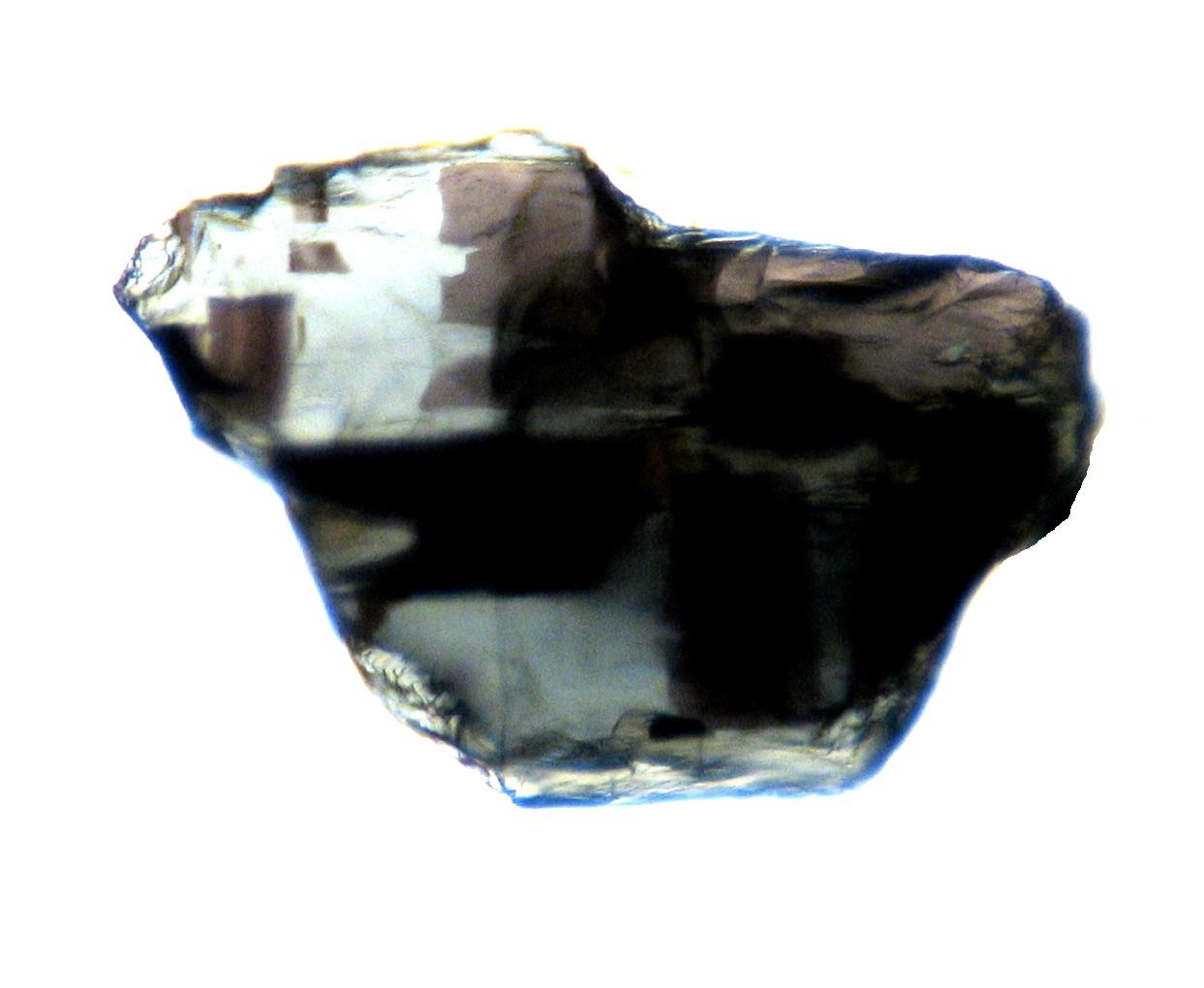 Ortopyroxene (bronzite) - Aveiro canyon head_101_0190