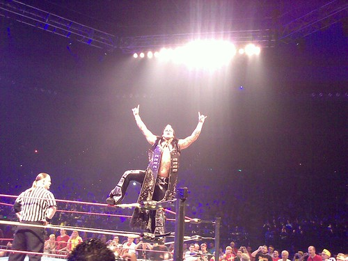 Shannon Moore - entrance