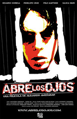 Afiche cine: ABRE LOS OJOS (Shelato / Marcelo Omegna) Tags: design los eyes open graphic cine your ojos adobe don diseo marcelo ilustracion abre grafico amenabar omegna alejando shelato