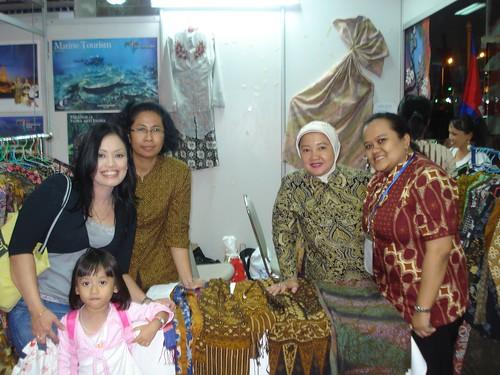 Indonesian Expo in phnom penh 2009 004