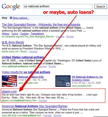 US National Anthem On Google