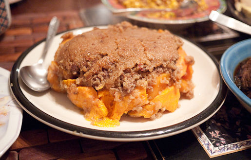Sweet Potato and Beef