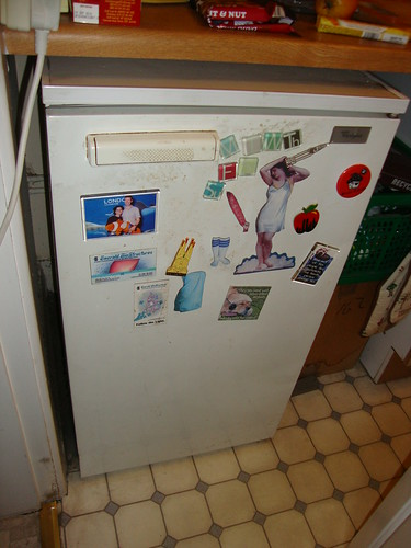 Pete's fridge