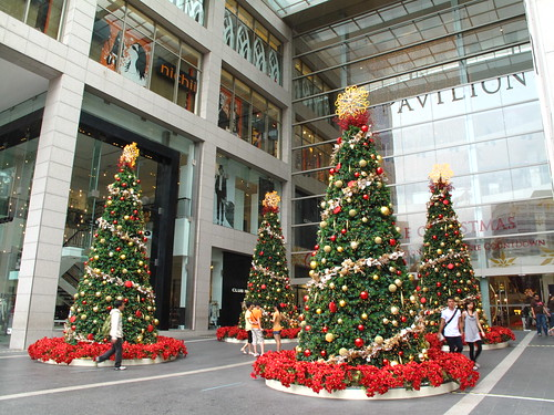 IMG_5052 Christmas Trees, The Pavillion, Kuala Lumpur