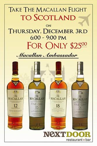 Ben's Macallan Dec 3 2009