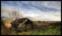 Derelict Cowshed on Brockwells Hill, Caldicot (1) (-terry-) Tags: flickr explore flickrexplore seeninexplore