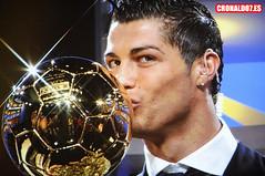 ronaldo_balon_oro (Cristiano Ronaldo Cr9) Tags: ronaldo cristiano cr9
