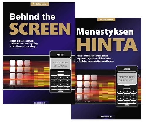 Behind The Screen / Menestyksen hinta