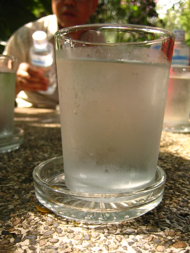 A Cold Glass of Thai Water by Wootang01, on Flickr