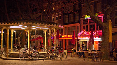 Amstel Carousel (Breno Peck) Tags: amsterdam bike europa 169 amstel bycicle