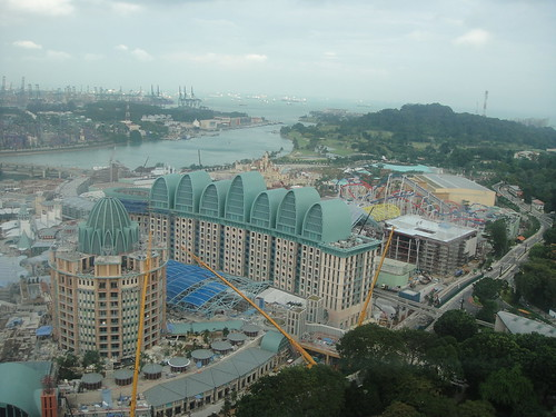 Universal Studios site to open soon on Sentosa Island, Singapore