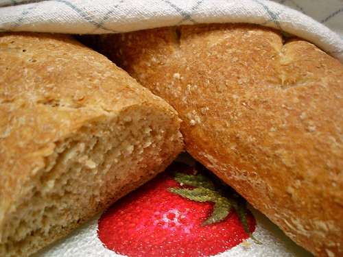 Wheat French Baguettes