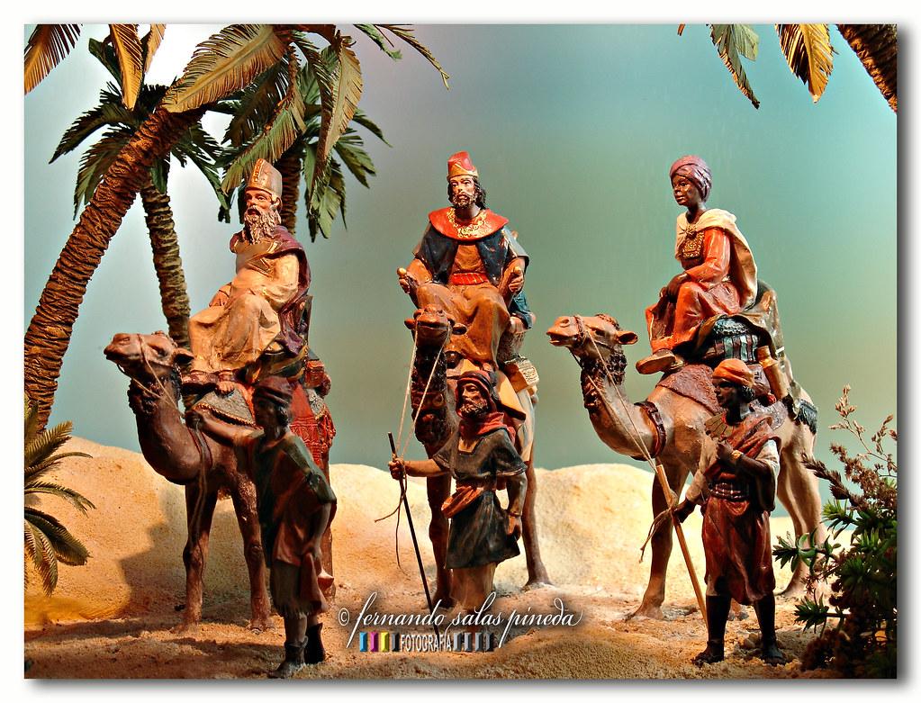 S.M. los Reyes Magos de Oriente, Gaspar, Melchor y Baltasar