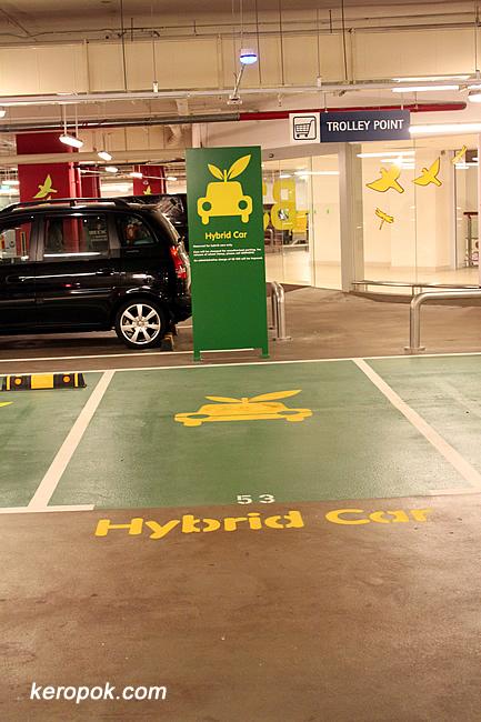 Hybrid Car Park
