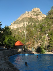 Arekowata Hot Springs