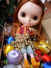 Desmontando a árvore de Natal!
