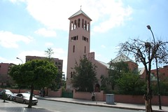Church of Saints Martyrs in Marrakech